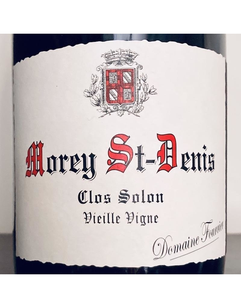 "France 2018 Fourrier Morey St Denis ""Clos Solon"""