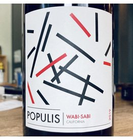 "USA 2019 Populis ""Wabi-Sabi"" Red"