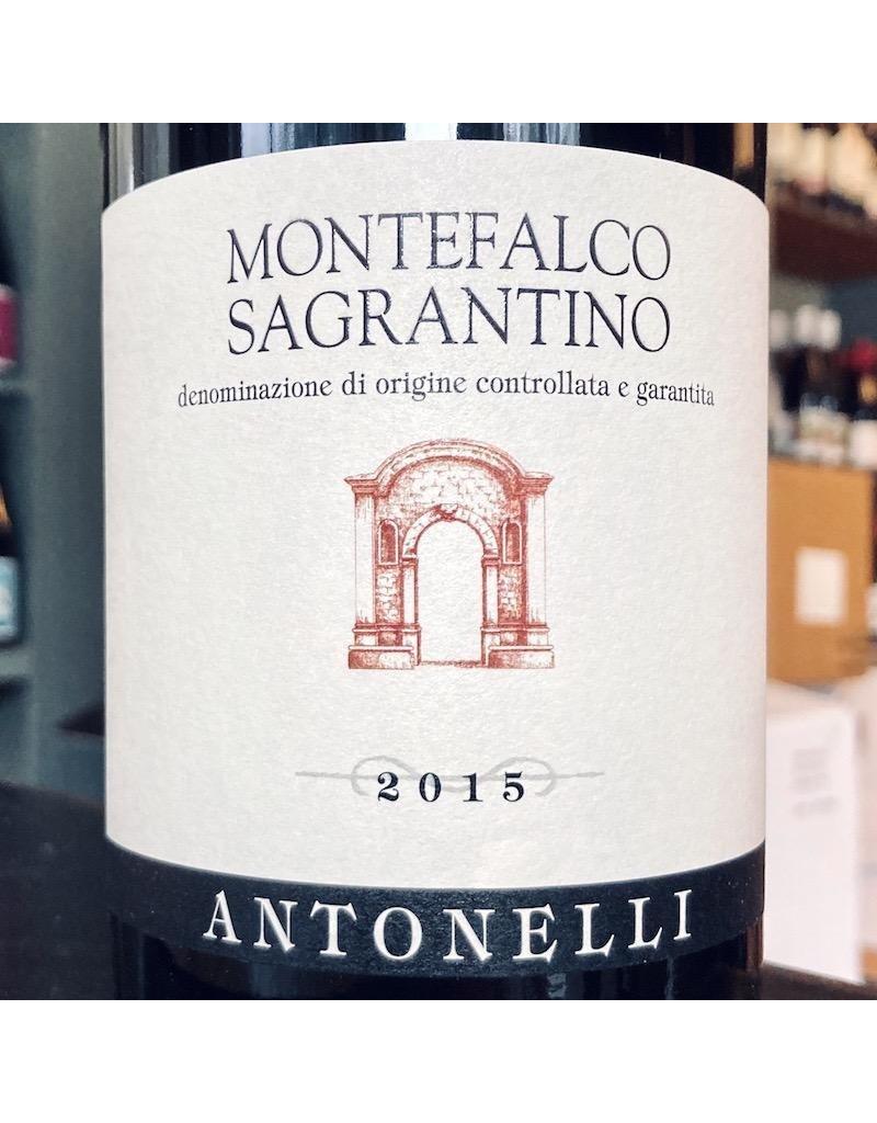 Italy 2015 Antonelli Montefalco Sagrantino