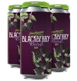 USA Smuttynose Blackberry Burst 4pk