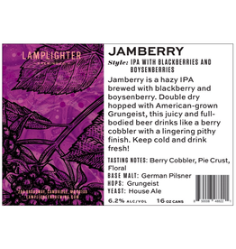 USA Lamplighter Jamberry IPA 4pk