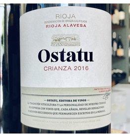 Spain 2016 Ostatu Rioja Alavesa Crianza