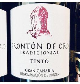 """Spain 2018 Fronton De Oro Gran Canaria """"Tradicional"""" Tinto"""