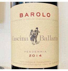 Italy 2014 Cascina Ballarin Barolo
