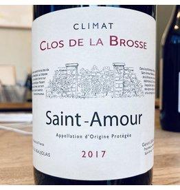 France 2017 Clos de la Brosse Saint-Amour