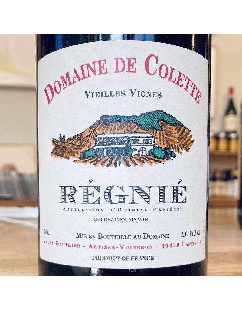 France 2017 Domaine Colette Regnie