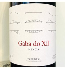 "Spain 2017 Ladeiras do Xil ""Gaba do Xil"" Valdeorras Mencia"