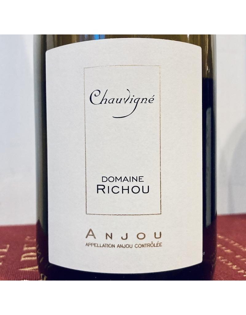 "France 2018 Domaine Richou Anjou Blanc ""Chauvigne"""