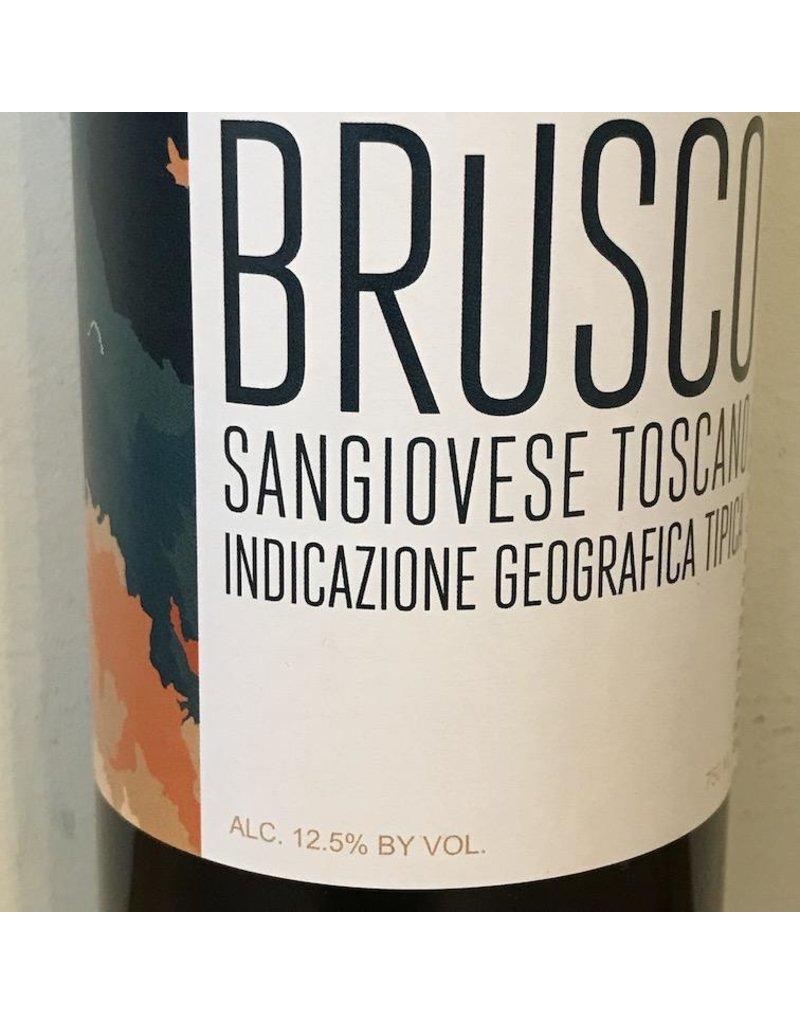 Italy 2018 Brusco Sangiovese Tuscano