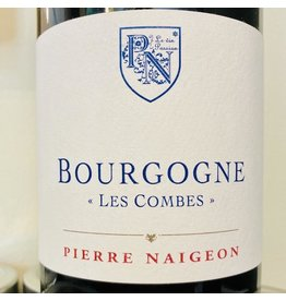"""France 2017 Pierre Naigeon Bourgogne Rouge """"Les Combes"""""""