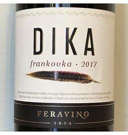 "Croatia 2017 Feravino ""Dika"" Frankovka"
