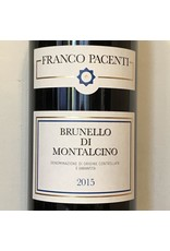 Italy 2015 Franco Pacenti Brunello di Montalcino