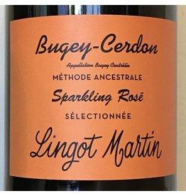 France Lingot Martin Bugey-Cerdon Methode Ancestrale Sparkling Poulsard Gamay Rose