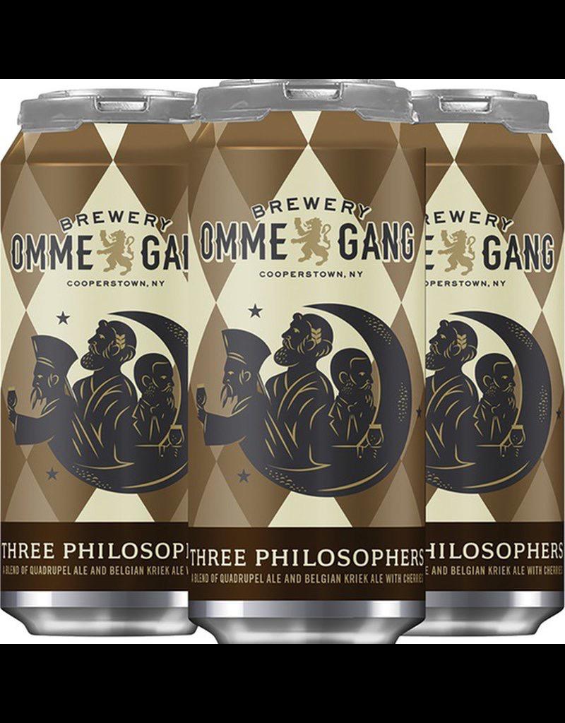 USA Ommegang Three Philosophers 4pk