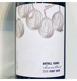 USA 2018 Anthill Farms Sonoma Coast Pinot Noir