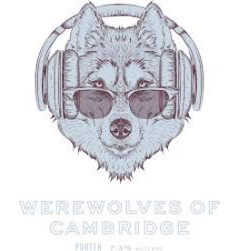 USA Lamplighter Werewolves of Cambridge Porter 4pk
