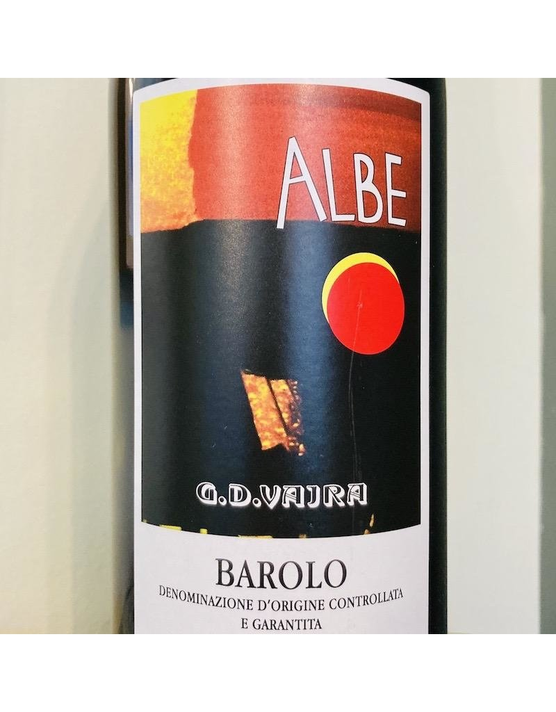 "Italy 2016 G.D. Vajra Barolo ""Albe"""
