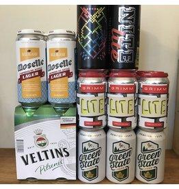 USA Light And Easy Beer Box