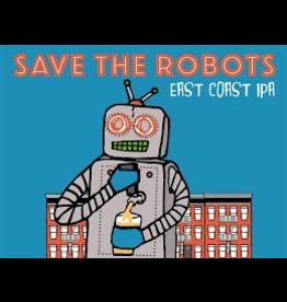 USA Radiant Pig Save The Robots East Coast IPA