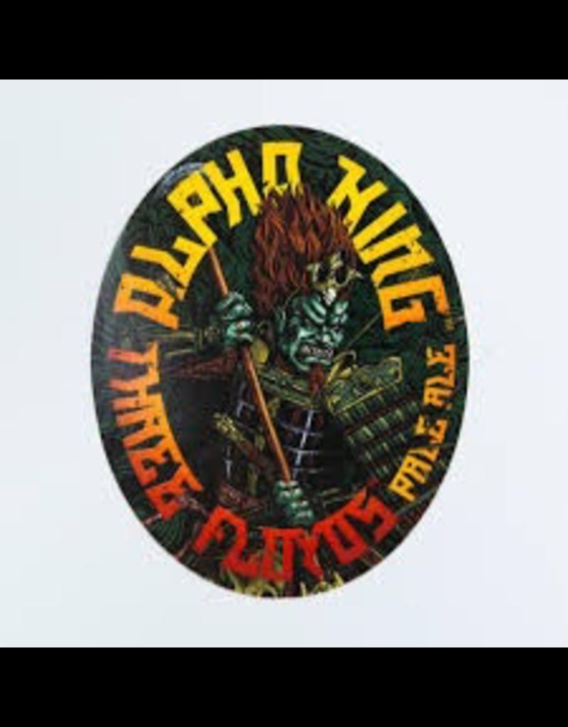 USA 3 Floyds Alpha King 4pk
