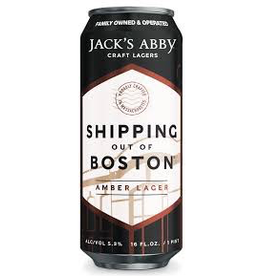 USA Shipping Out Of Boston Amber Lager 6pk