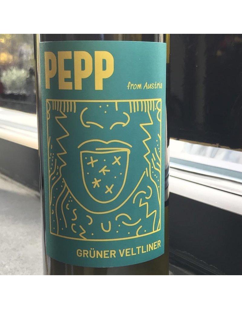 Austria 2019 Pepp Gruner