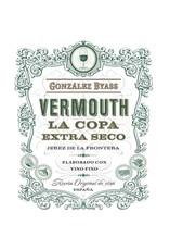 "Spain Gonzalez Byass ""La Copa"" Extra Seco Vermouth"