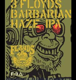 USA 3 Floyds Barbarian Haze IPA 6pk