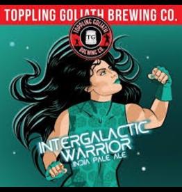USA Toppling Goliath Intergalactic Warrior 4pk