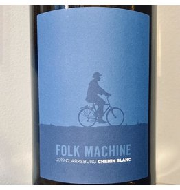 USA 2019 Folk Machine Clarksburg Chenin Blanc