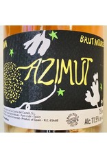 Spain Azimut Cava Rose Brut Nature