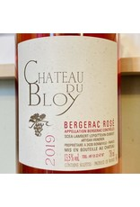 France 2019 Chateau du Bloy Bergerac Rose
