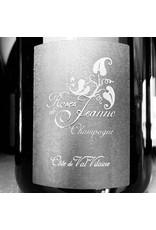 """France 2018 Cedric Bouchard Rose de Jeanne Champagne """"Cote de Val Vilaine"""""""