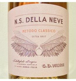 Italy G.D. Vajra N.S. Della Neve Extra Brut Rosé