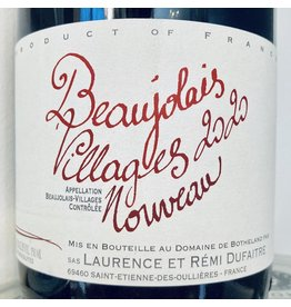 France 2020 Dufaitre Beaujolais Nouveau