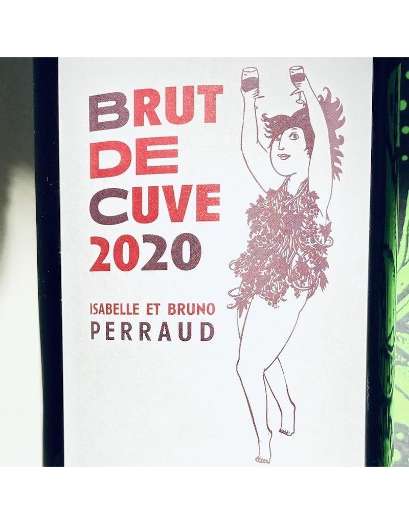 """France 2020 Perraud """"Brut de Cuve"""" Beaujolais Nouveau"""