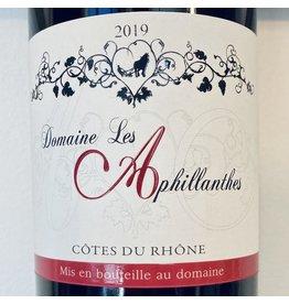 France 2019 Domaine les Aphillanthes Cotes du Rhone