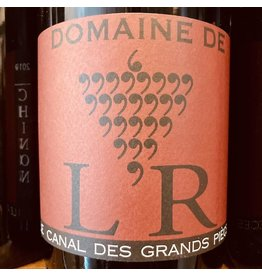 "France 2019 Domaine de L'R Chinon ""Le Canal des Grands Pieces"""