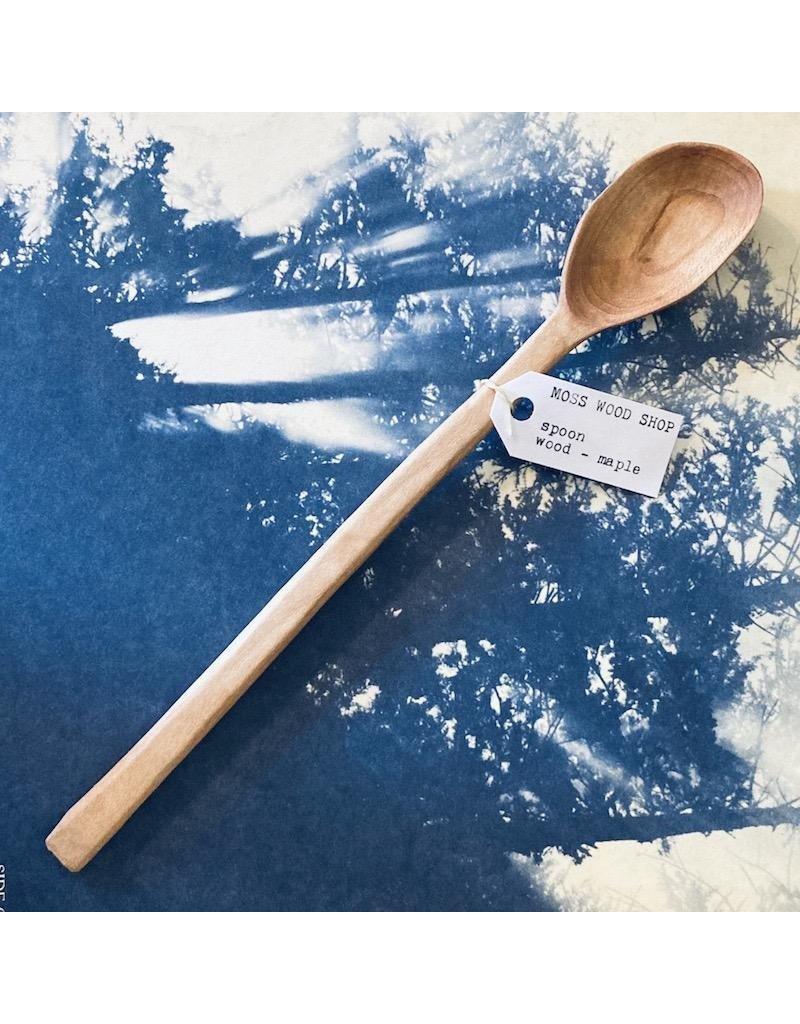 USA Moss Wood Shop Maple Spoon