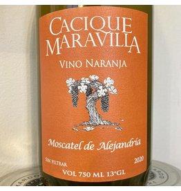 Chile 2020 Cacique Maravilla Vino Naranja Secano Interior Yumbel