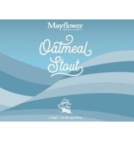 USA Mayflower Winter Oatmeal Stout 4pk