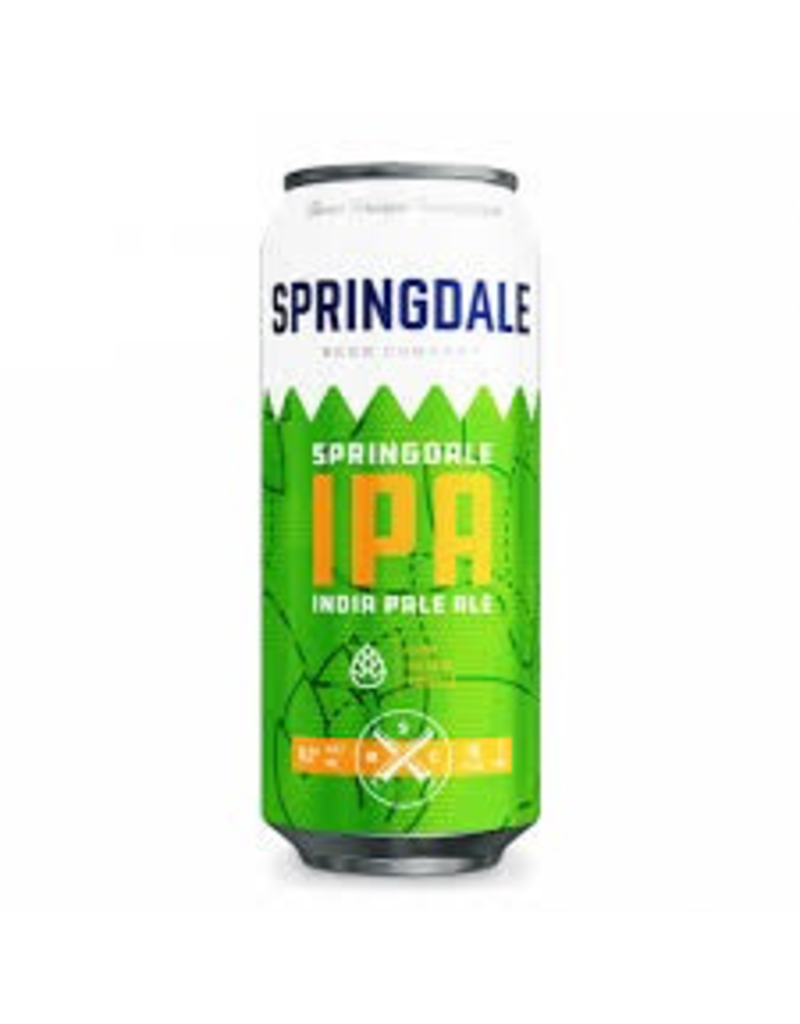 USA Springdale IPA 4pk