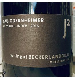 Germany 2016 Becker Landgraf Gau-Odernheimer Weissburgunder