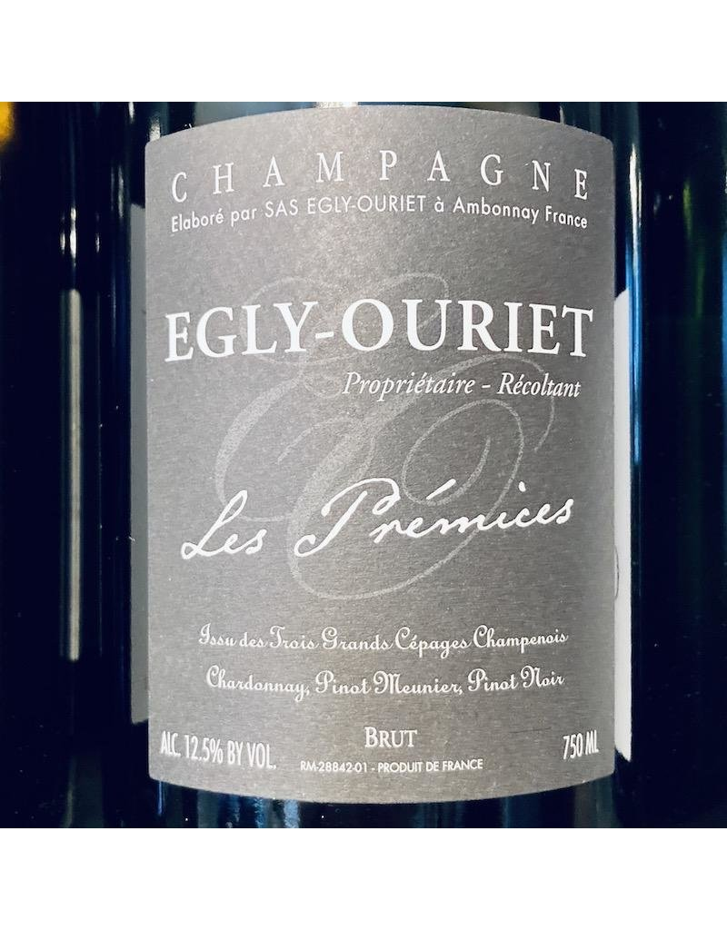 """France Egly-Ouriet Champagne Brut """"Les Premices"""""""
