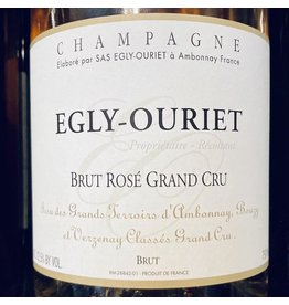 France Egly-Ouriet Champagne Brut Rose Grand Cru