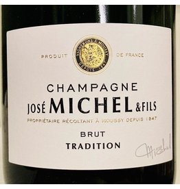 France Jose Michel Champagne Brut Tradition