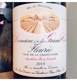 France 2019 Jean Louis Dutraive Fleurie Clos de la Grand'Cour
