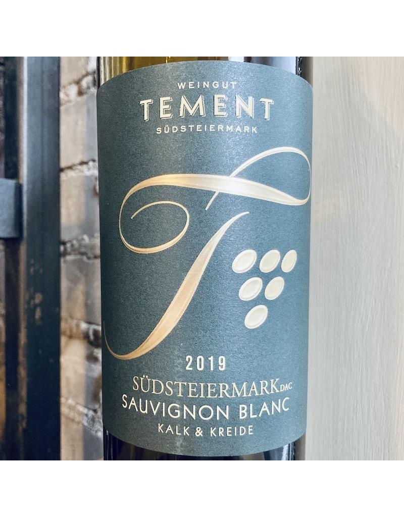 "Austria 2019 Tement Sudsteiermark Sauvignon Blanc ""Kalk & Kreide"""