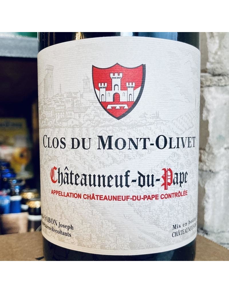 France 2018 Clos du Mont-Olivet Chateauneuf-du-Pape