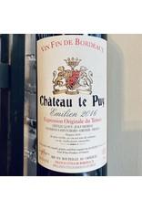 """France 2016 Chateau Le Puy """"Emilien"""" Cotes de Bordeaux"""